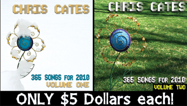 Chris Cates Vol. 1 and 2 on sale