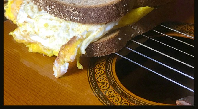 Egg Sandwich  (Kid's Charity Song)